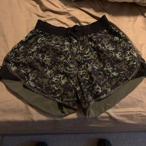 Reversible Lululemon Running Shorts